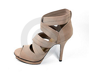 Female Shoes Royalty Free Stock Photos - Image: 21381048