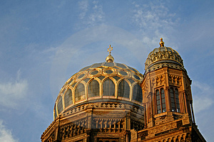Synagogue Stock Photo - Image: 2142700