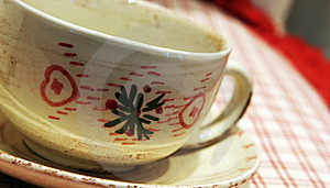 Tea Cup Stock Image - Image: 2143181