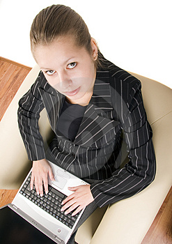 Businesswoman Royalty Free Stock Photo - Image: 2146005