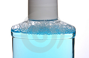 Blue Cleaning Liquid Stock Photos - Image: 2149833