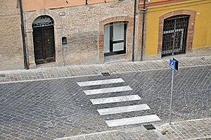Pedestrian Traffic Stock Image - Image: 21409401