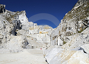 Marble Quarry Royalty Free Stock Photo - Image: 21423765