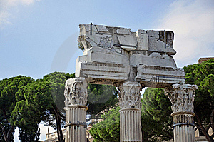 Rome Historical Arch Stock Photos - Image: 21425963