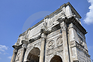 Constantine Arch Stock Images - Image: 21426834
