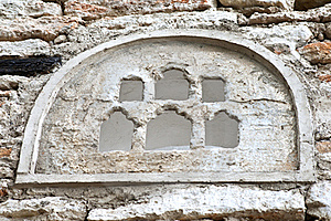 Antique Window Royalty Free Stock Photography - Image: 21427297
