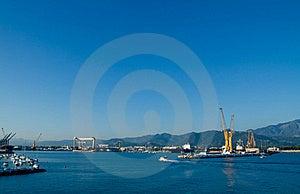Port Of Carrara Stock Images - Image: 21428684