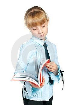 Schoolgirl Stock Image - Image: 21438391