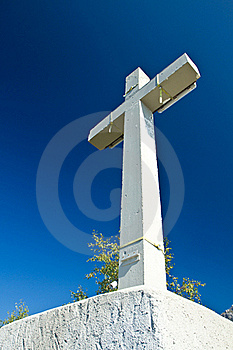 Cross Symbol Stock Images - Image: 21440474