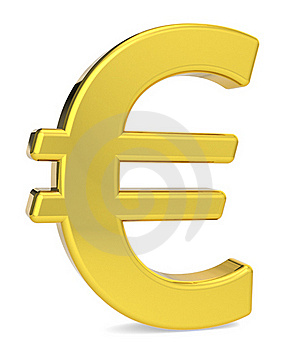 Euro Symbol Stock Photo - Image: 21441620