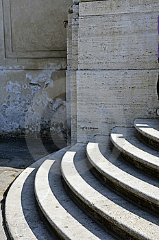 Round Stairs Stock Photography - Image: 21442282