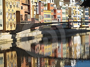 City Reflections Royalty Free Stock Photography - Image: 21478757