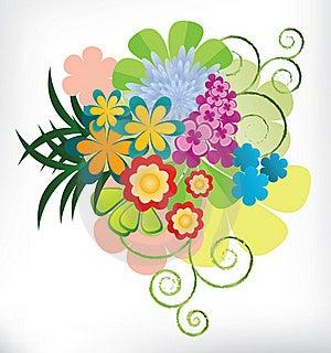 Floral Arrangement Stock Photo - Image: 21486470