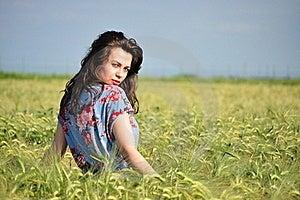 Female Portrait Stock Photo - Image: 21493360