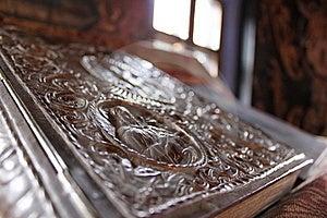 圣洁的书 库存图片 - 图片: 21494491