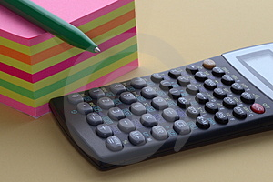 Calculation Royalty Free Stock Photo - Image: 2150135