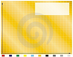 Graphic Sheet With Grid Stock Images - Image: 2154184