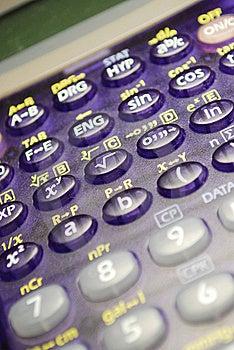 Scientific Calculator Royalty Free Stock Photo - Image: 21503155