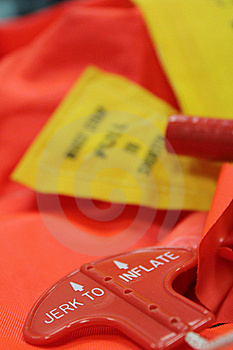 Airplane Emergency Equipment Royalty Free Stock Photos - Image: 21503418
