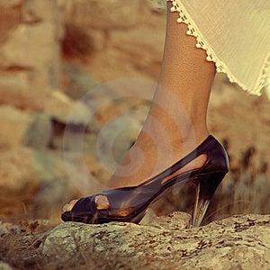 High Heels Stock Photo - Image: 21508850