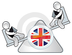 Conception Of Political Life Of Great Britain Stock Photo - Image: 21509490