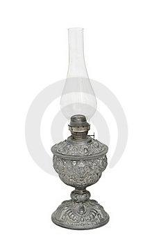 De Lamp Van Het Gas Stock Fotografie - Afbeelding: 21524352