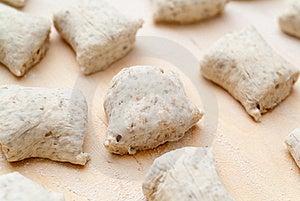 Dough Waiting For Baking Royalty Free Stock Photo - Image: 21528815