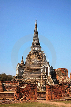 Ancient Temple Stock Image - Image: 21547721