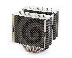 High-end CPU Heatsink Stock Photos - Image: 21554863