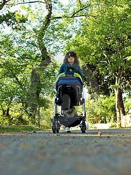 Walking In Nature Royalty Free Stock Image - Image: 21559026