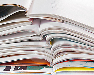 Bunch Of Open Books Stock Image - Image: 21571171