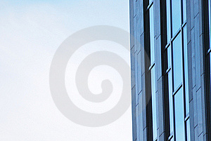 Modern Building Stock Image - Image: 21579521