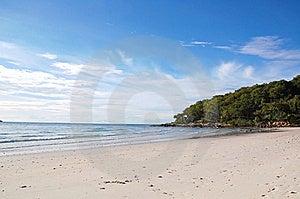 Tropical Beach Stock Photo - Image: 21590460