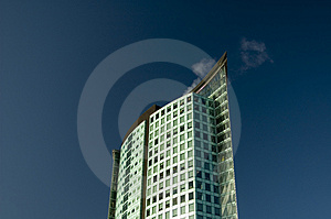 Modern Office Tower Royalty Free Stock Photography - Image: 2164487