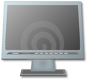 Monitor Stock Image - Image: 2164961