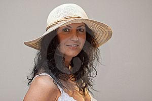 Portrait Of Mature Woman Royalty Free Stock Images - Image: 21610569
