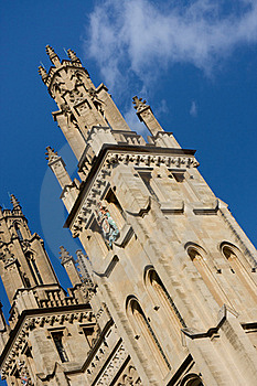All Souls College, Oxford Stock Image - Image: 21612301