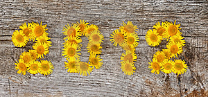 2012 Floral Stock Images - Image: 21619984