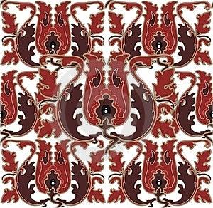 Tulip Background Royalty Free Stock Photos - Image: 21623368