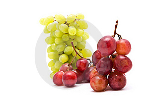 Cluster Of Fresh Grape Stock Images - Image: 21623694