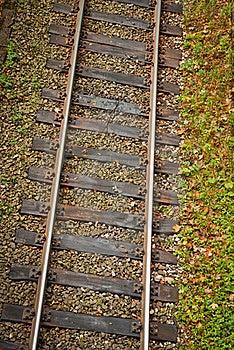 Rails Stock Photos - Image: 21635293