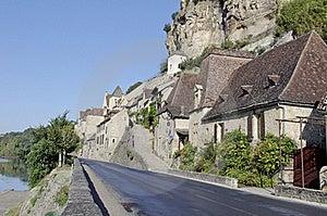 Beynac Village Stock Image - Image: 21641181