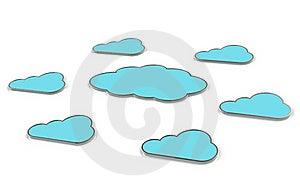 The Cloud Stock Photos - Image: 21657813