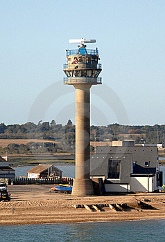 Maritime Control Tower Stock Photos - Image: 21657953