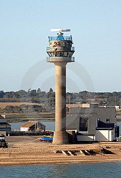 Maritime Control Tower Stock Photos - Image: 21657953