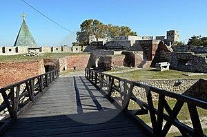 Belgrade Fortress Stock Photography - Image: 21667372