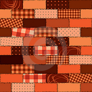 Pattern Patchwork Royalty Free Stock Image - Image: 21668526
