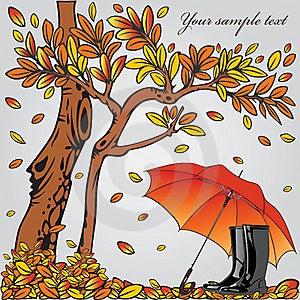 Autumn Composition. Stock Photos - Image: 21674353