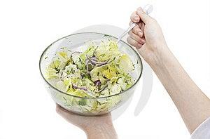 Fresh Salad Stock Images - Image: 21680044