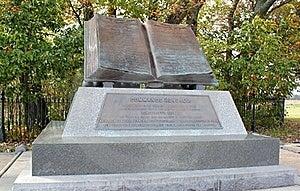 Gettysburg Landmark Royalty Free Stock Photography - Image: 21682477